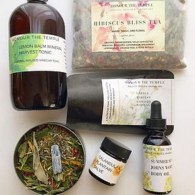 Autumn wellness herbal box is still avai