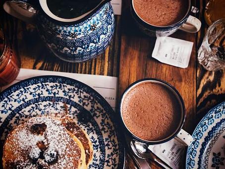 Āyurvedic Buckwheat Pancakes