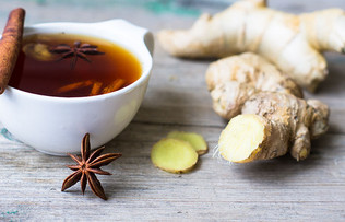 Kick Sluggish Digestion- Spring Digestive Tea