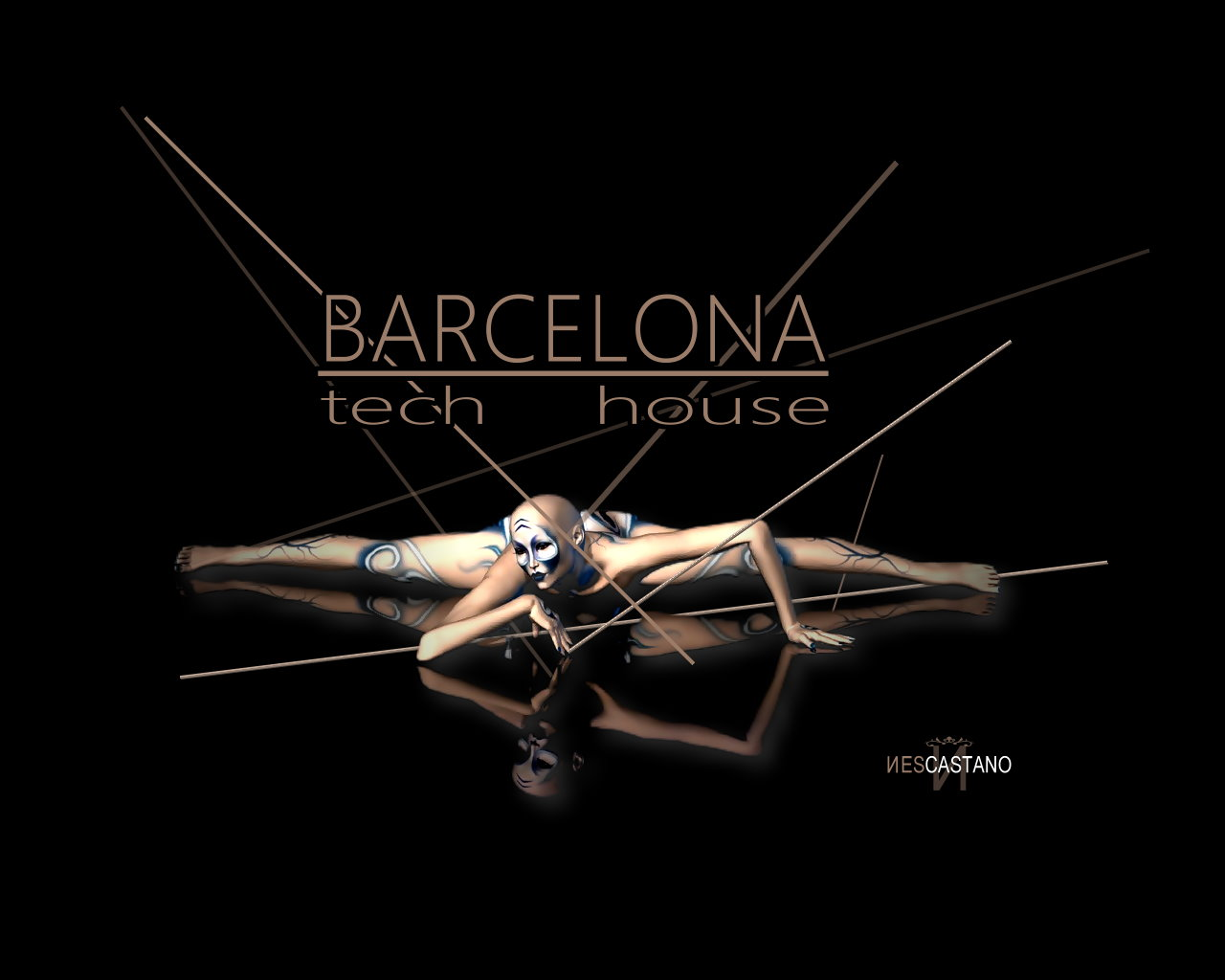 BARCELONA tech house