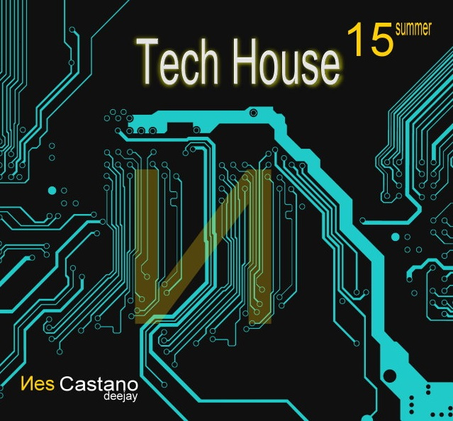 portada 15 summer tech house