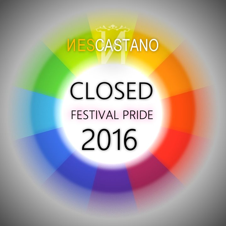 CLOSED PRIDE 2016