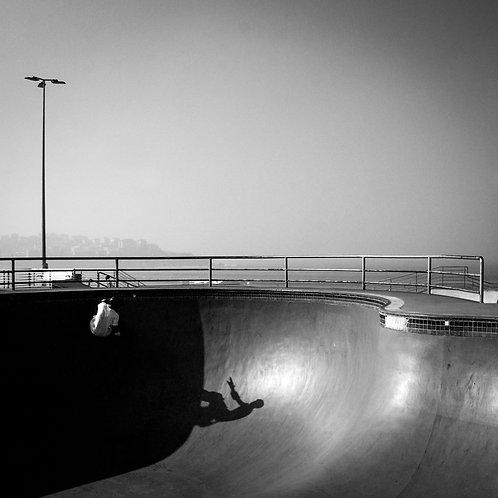 The Skating Shadow