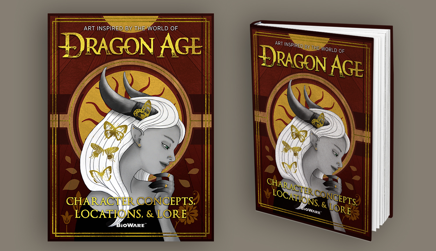 Book Cover and Mockup
