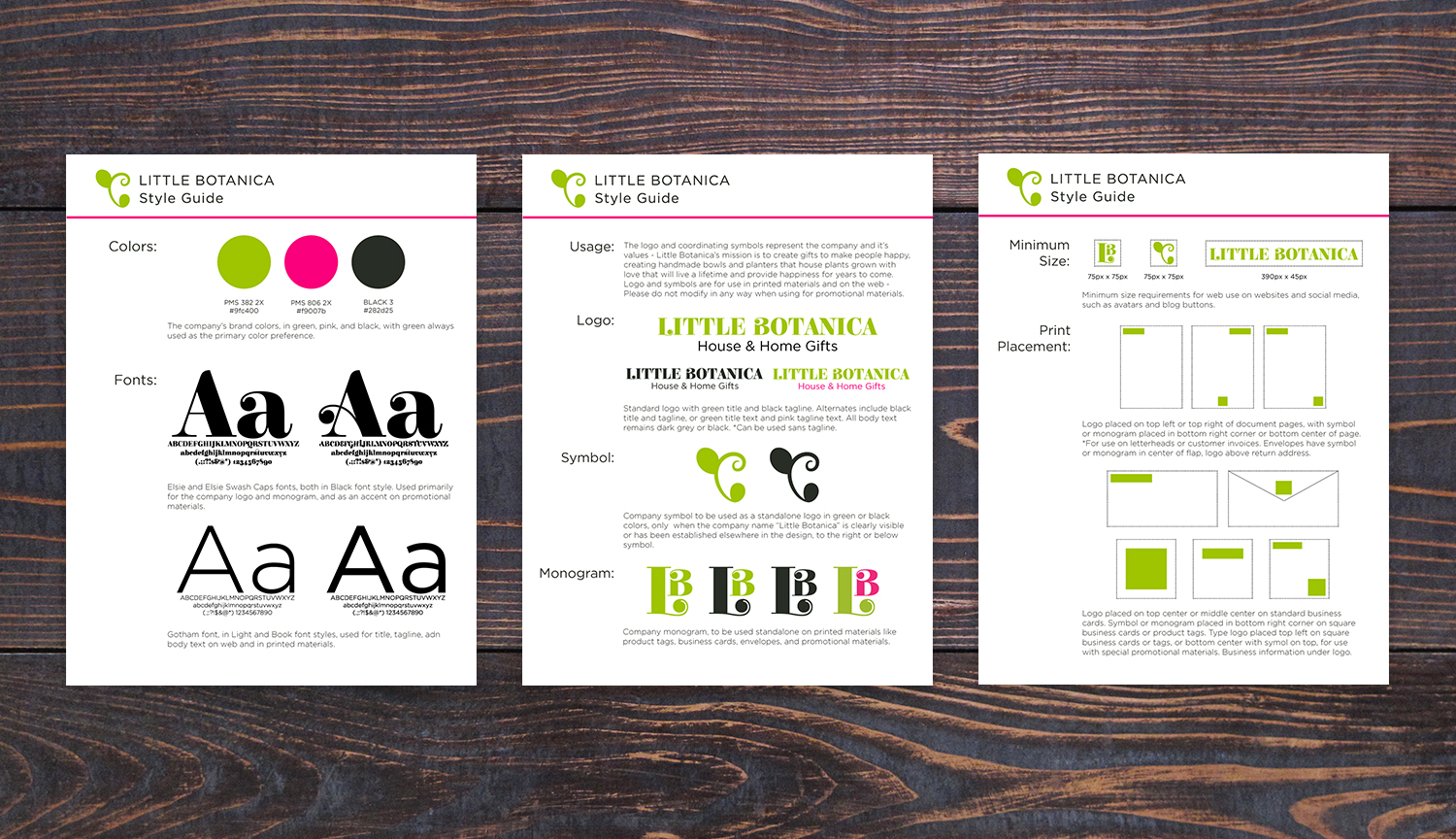 Company Style Guide