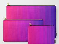 Pink and Blue Color Spectrum Added to Society6