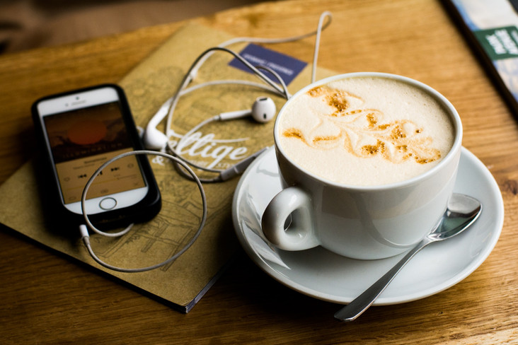 Playlists for Makers & Doers, Volume I (GOOD MORNING)