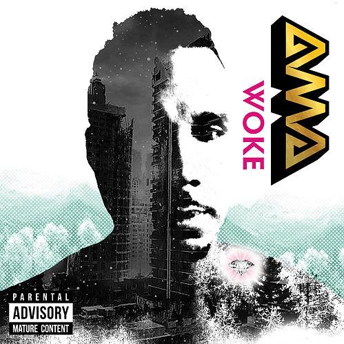 AMA - WOKE 2018 Album Cover