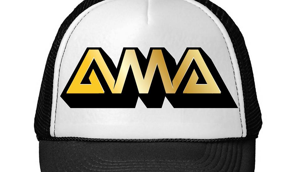 AMA Block Logo Trucker Cap