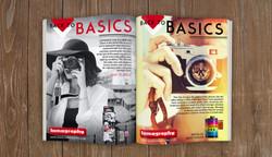Magazine Mockup of Both Ads