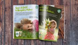 Advertising Magazine Mockup