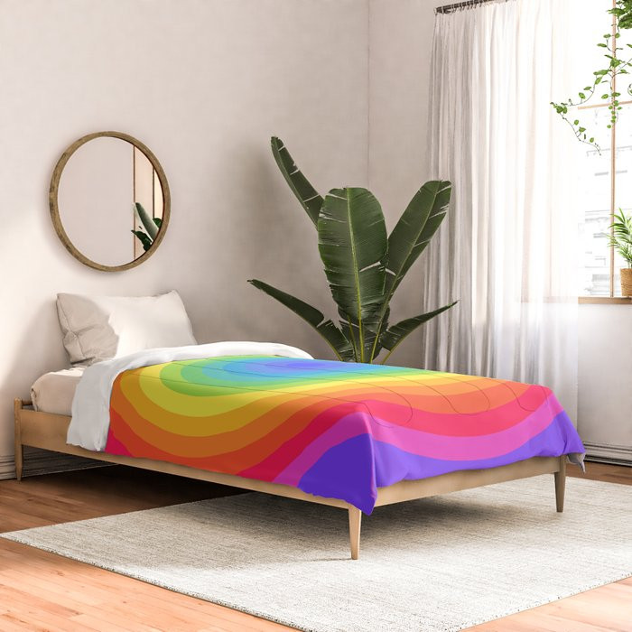 Rainbow Target Added to Society6