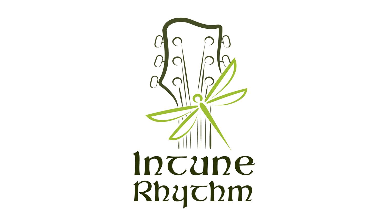 Intune Rhythm Full Logo