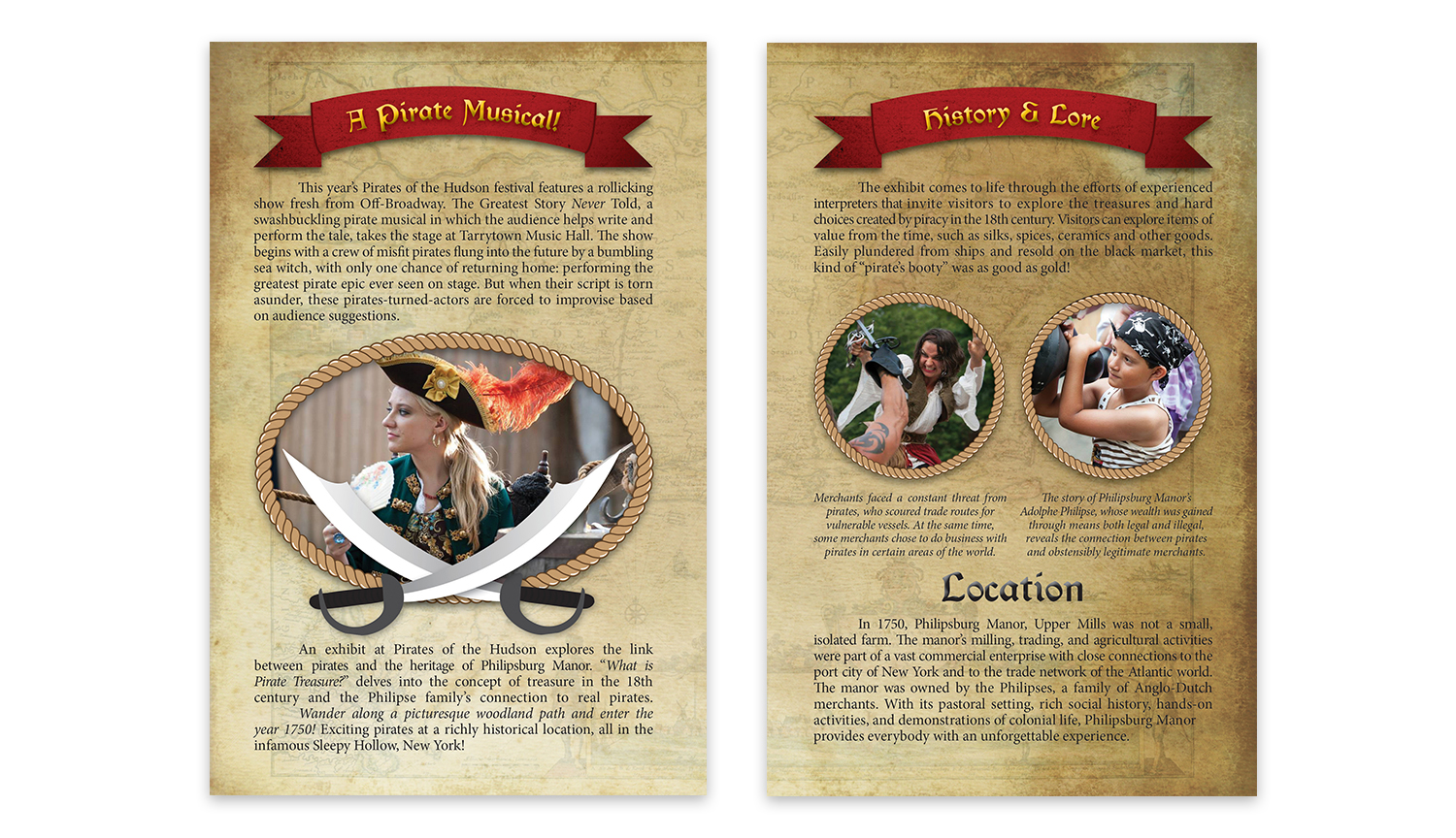 Front and Back of Insert