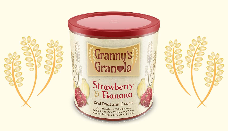 """""""Granny's Granola"""""""