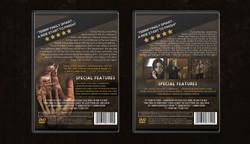 DVD Back Side Design & Alternate