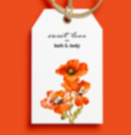 Custom Hang Tag Design for Retail Product