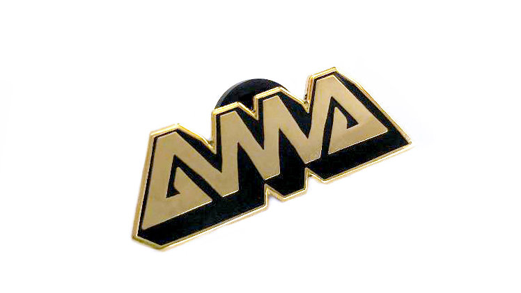 AMA Logo Lapel Pin