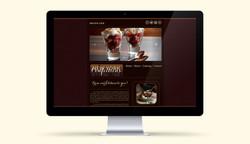 Website Desktop Mockup