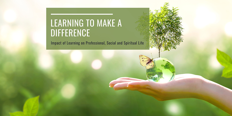 Learning to Make a Difference (May 2021)