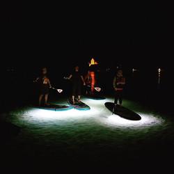 Vidurnaktis #varomsupint #naktinisturas #Trakai  #vidurnaktis #irklentės #sup #suptour #exploreyour