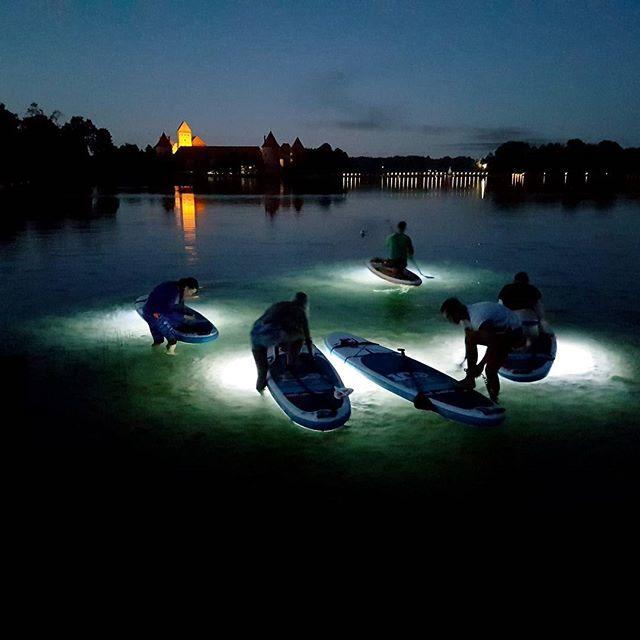 joninės #varomsupint #joninės #Trakai #sup #standuppaddleboard #irklentės #redpaddleco