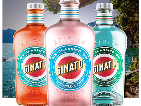 Win A Bottle Of Ginato Pompelmo Gin Valued At R385