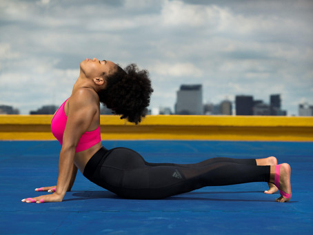 Adidas Helps Menstruating Women Stay In Play