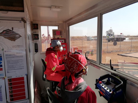 First Female Drill Rig Operators Encourage Women To Pursue Mining Careers