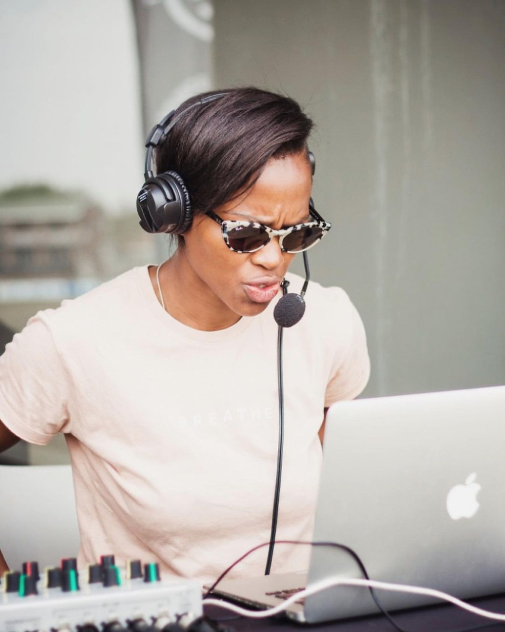 """Rob Forbes and DJ Fikile """"Fix"""" Moeti announced their resignation from SABC's 5FM on Twitter. The-Forbes-and-Fix-Show was the longest-running duo show on 5FM"""