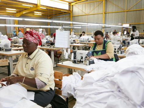 Could Covid-19 Be A Lifeline For Small Clothing Manufacturers?