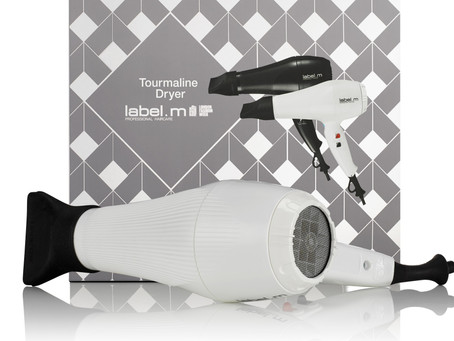 Win A label.m Tourmaline Hair Dryer Valued At R1 950