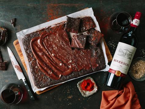 The Ultimate Chocolate Brownie Indulgence