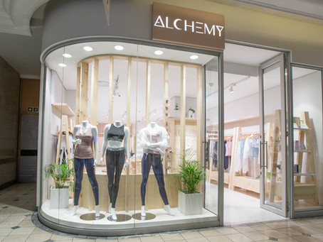 Discover The Alchemy Of Athleisure