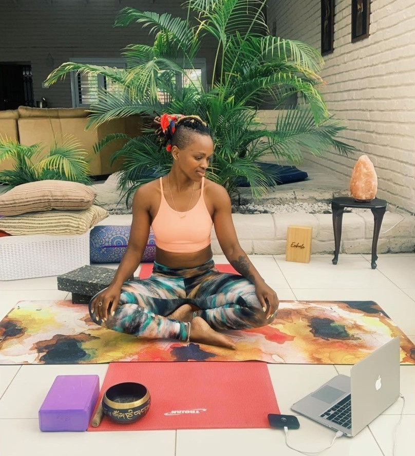 Fix's love for affirmations started with her Yoga practice. She is currently embarking on her Yoga Teacher Training.