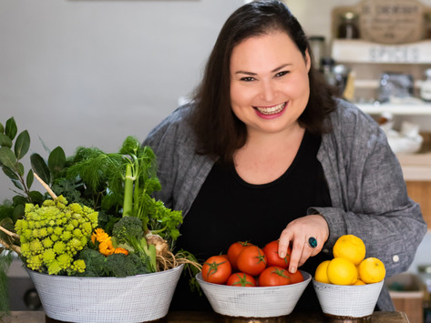 Plant-Based Advocate Turns Passion Into Business