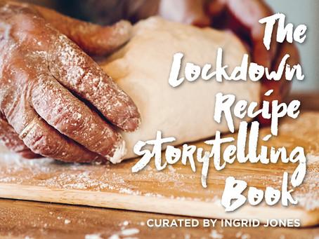3 Lockdown Recipe Storytelling Books Up For Grabs