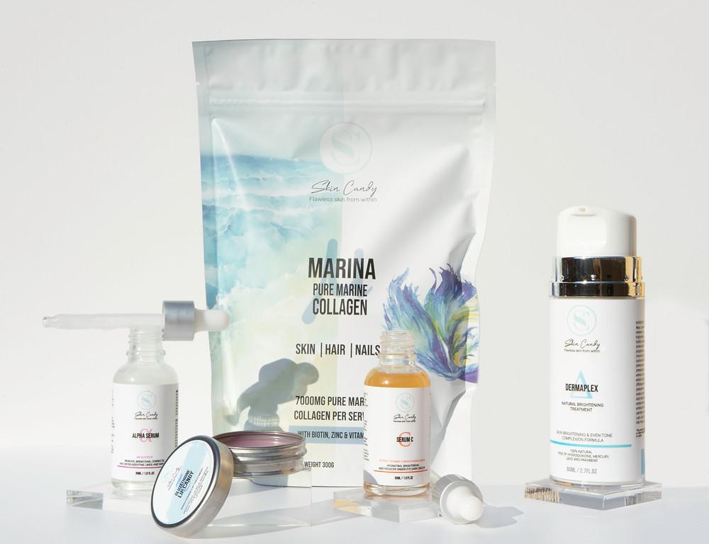 Skin Candy skincare natural