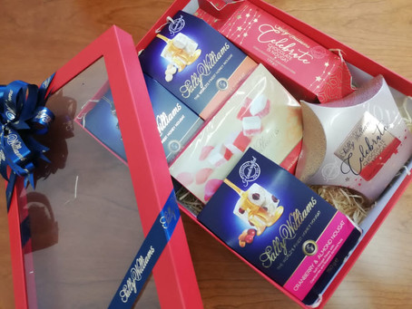 Win A Sally Williams Nougat Hamper Valued At R500