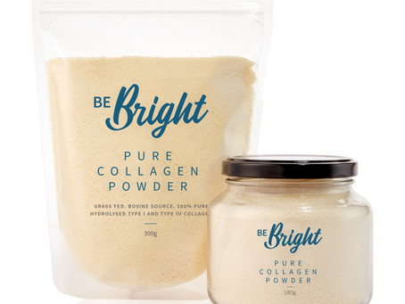 Win A Be Bright Collagen Powder And Refill Pack Worth R715