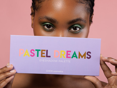 CHICK.cosmetics Launches Pastel Dreams Collection