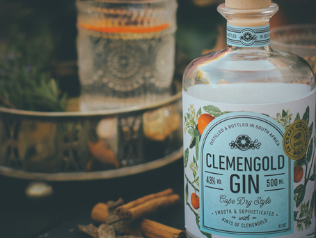 Win A ClemenGold Gin Gift Box Worth R600