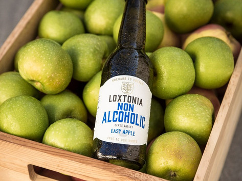 Loxtonia Non-Alcoholic Cider – The Tasty Alternative