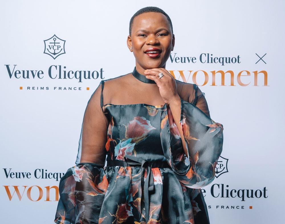 Amanda Dambuza, Founder and CEO of Uyandiswa.