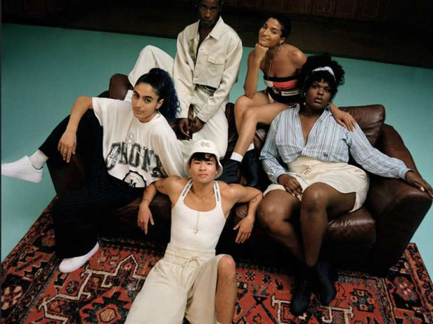 Tommy Hilfiger Partners With Indya Moore For Gender Fluid Capsule Collection
