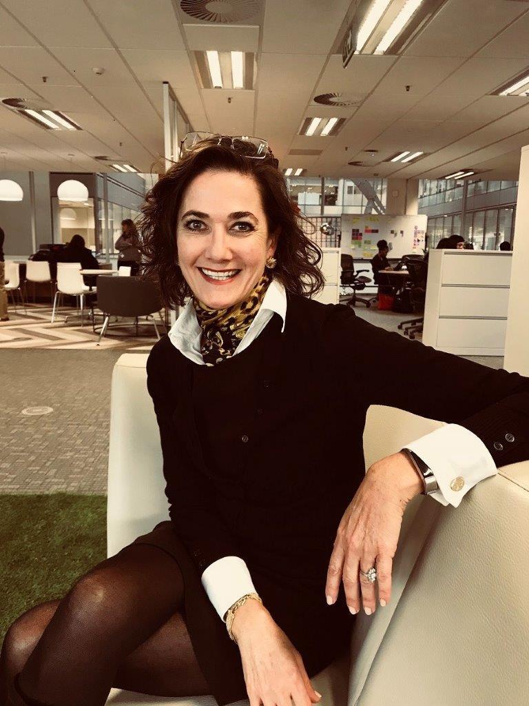 Tina Playne, Absa's Managing Executive, Sectors & Segments at Absa Private Wealth and Business Bank