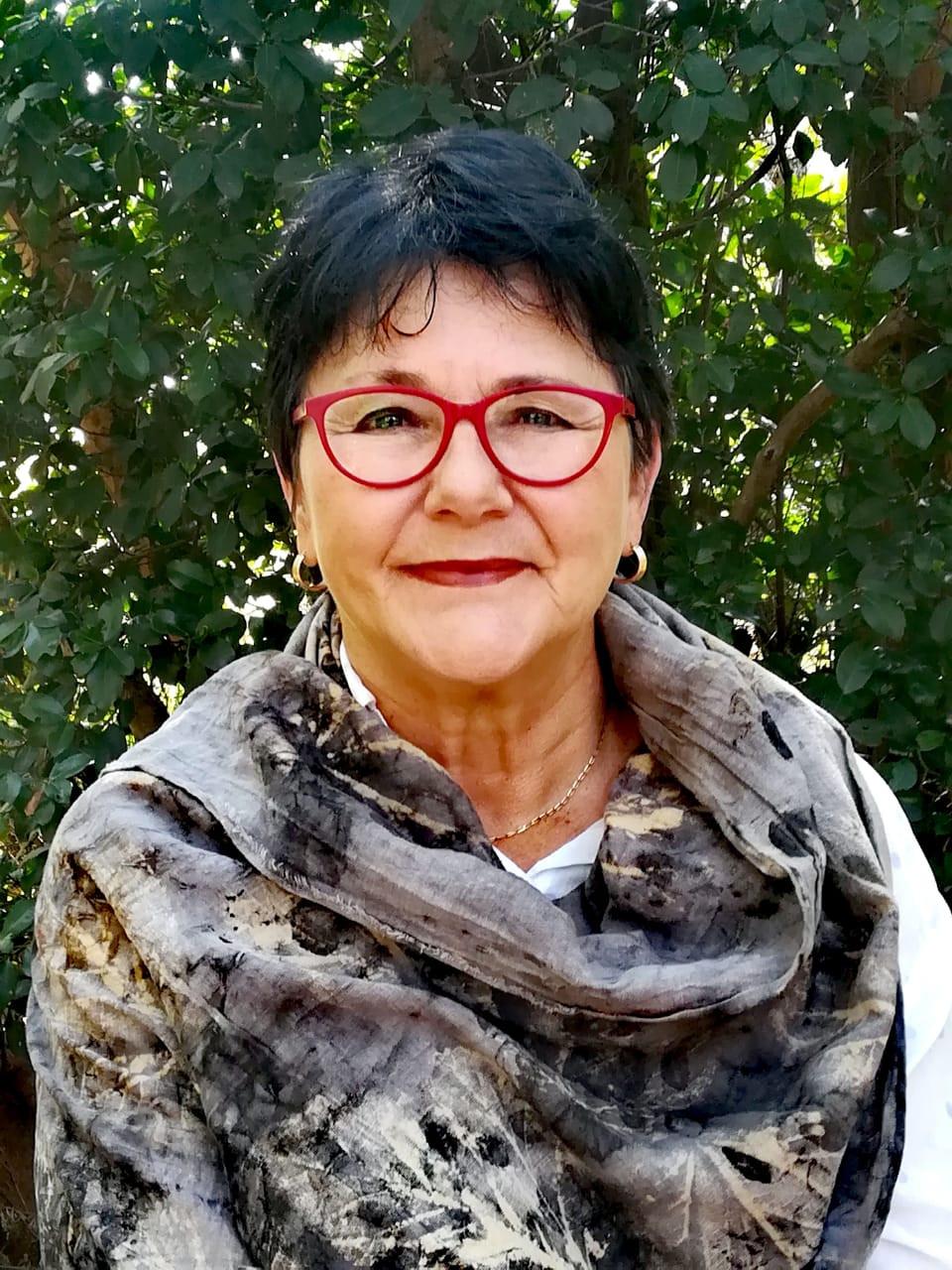 Martie Swanepoel Mosadi