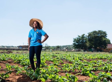 Fuelling Her Dreams... And A Community