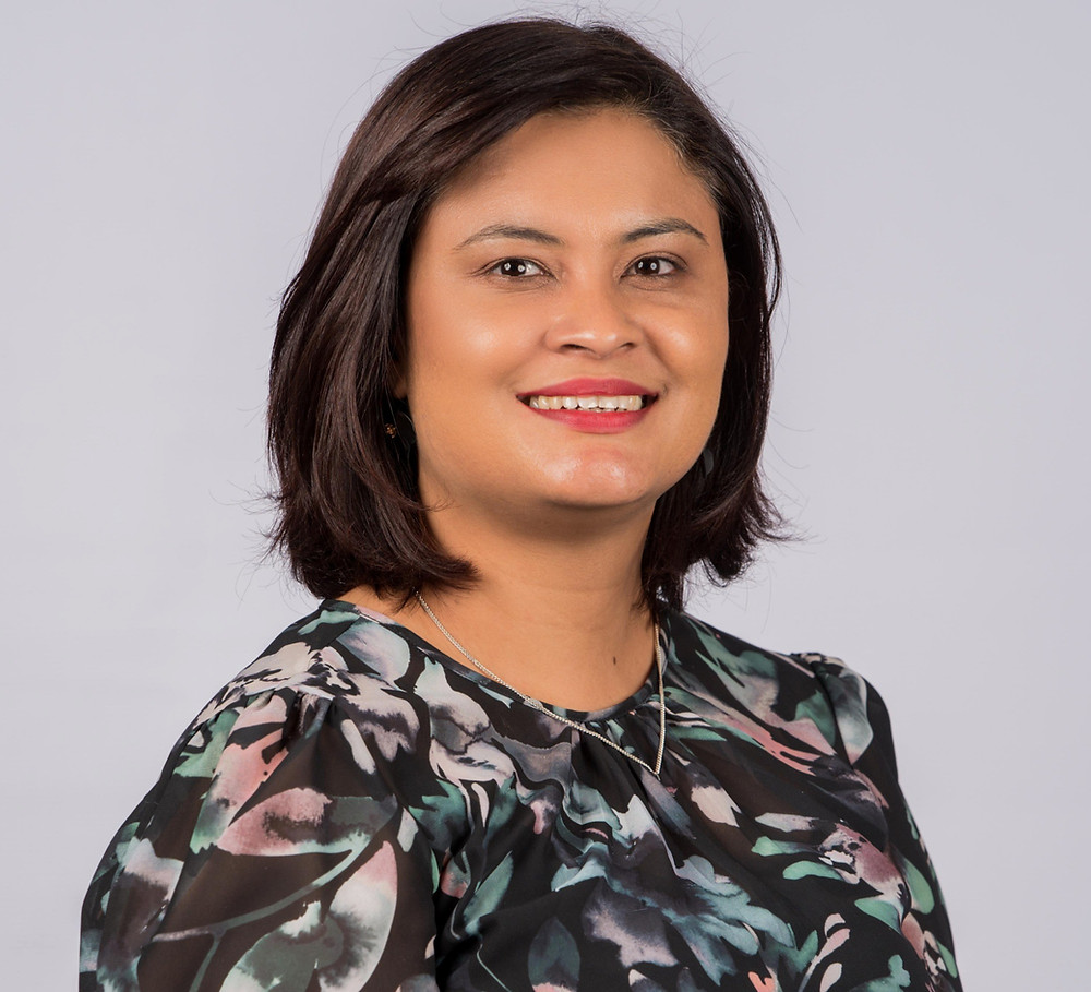 Bridgett Walsh-Kruger, CEO of FNB Private Clients
