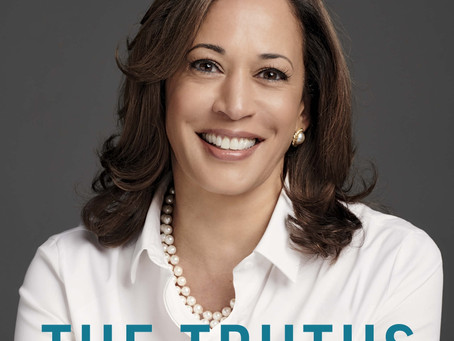 Win A Copy Of The Truths We Hold By Kamala Harris